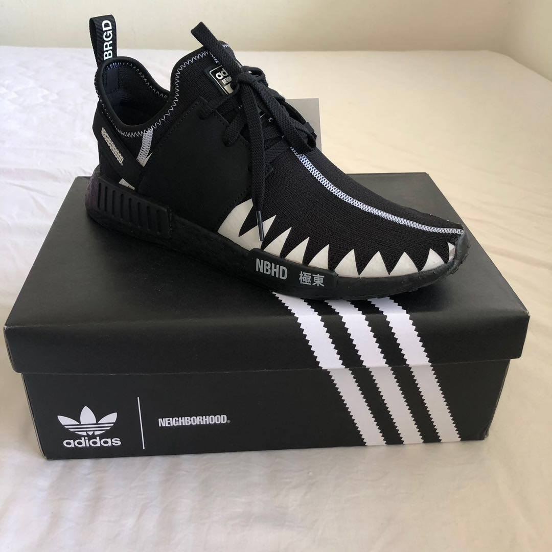 3ad71cdb1913c Adidas NMD R1 PK X Neighbourhood