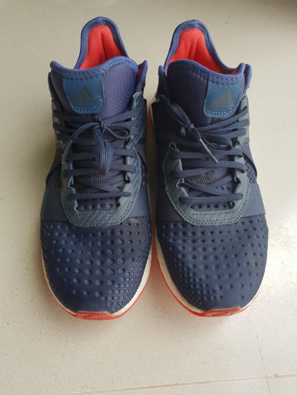 buy popular 433fd 05b50 Adidas pureboost, Mens Fashion, Footwear, Sneakers on Carous