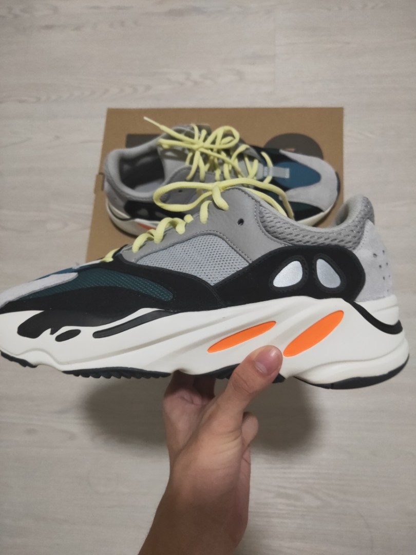 3d63722b Adidas Yeezy 700 waverunners US10/UK9.5, Men's Fashion, Footwear ...
