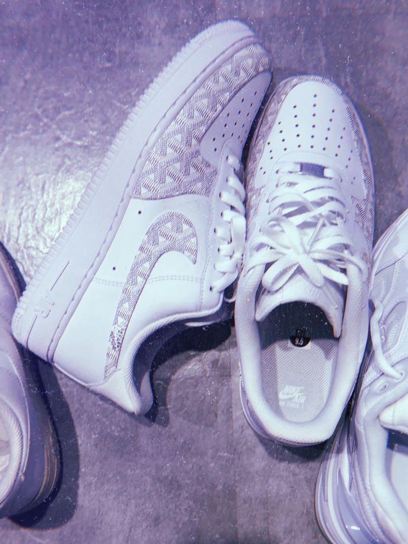 FashionFootwearSneakers Carousell Af1 GoyardcustomMen's X On c3q54ARjL