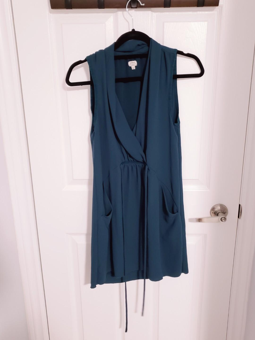 Aritzia Wilfred Sabine Dress XS