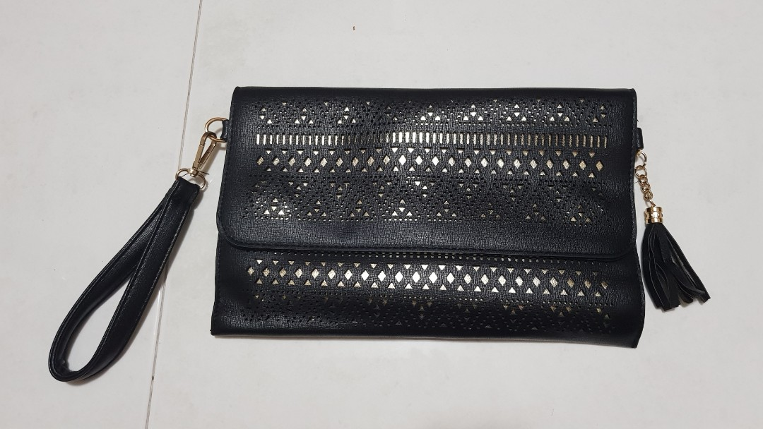 74fb38c73961 Brand new  Boho Chic Foldover Clutch Bag