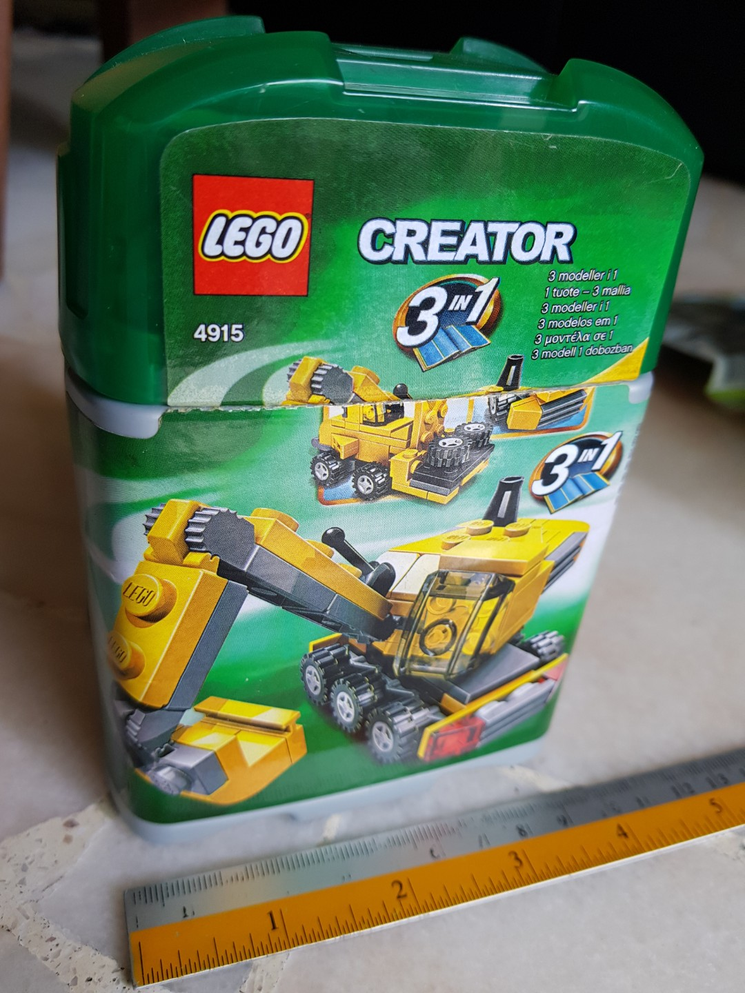 Brand New In Box Lego Creator 3 In 1 4915 Toys Games Bricks