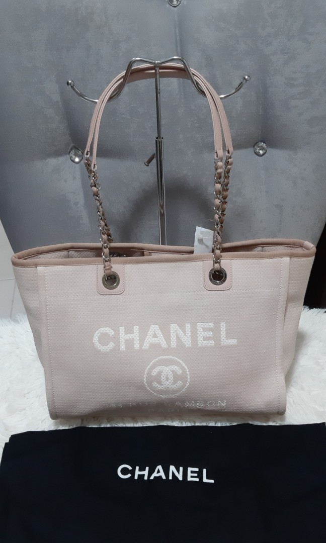 2f7eb04fc9ca photo photo Source · Chanel Deauville 31 Rue Cambon Tote Bag Luxury Bags    Wallets on