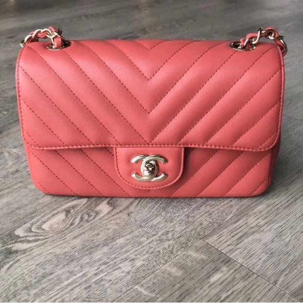 8b0da778bfcf Chanel Mini Rectangular Classic Flap