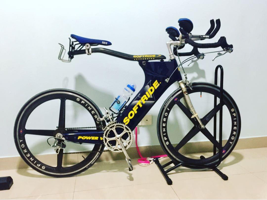 Classic Softride TT bike