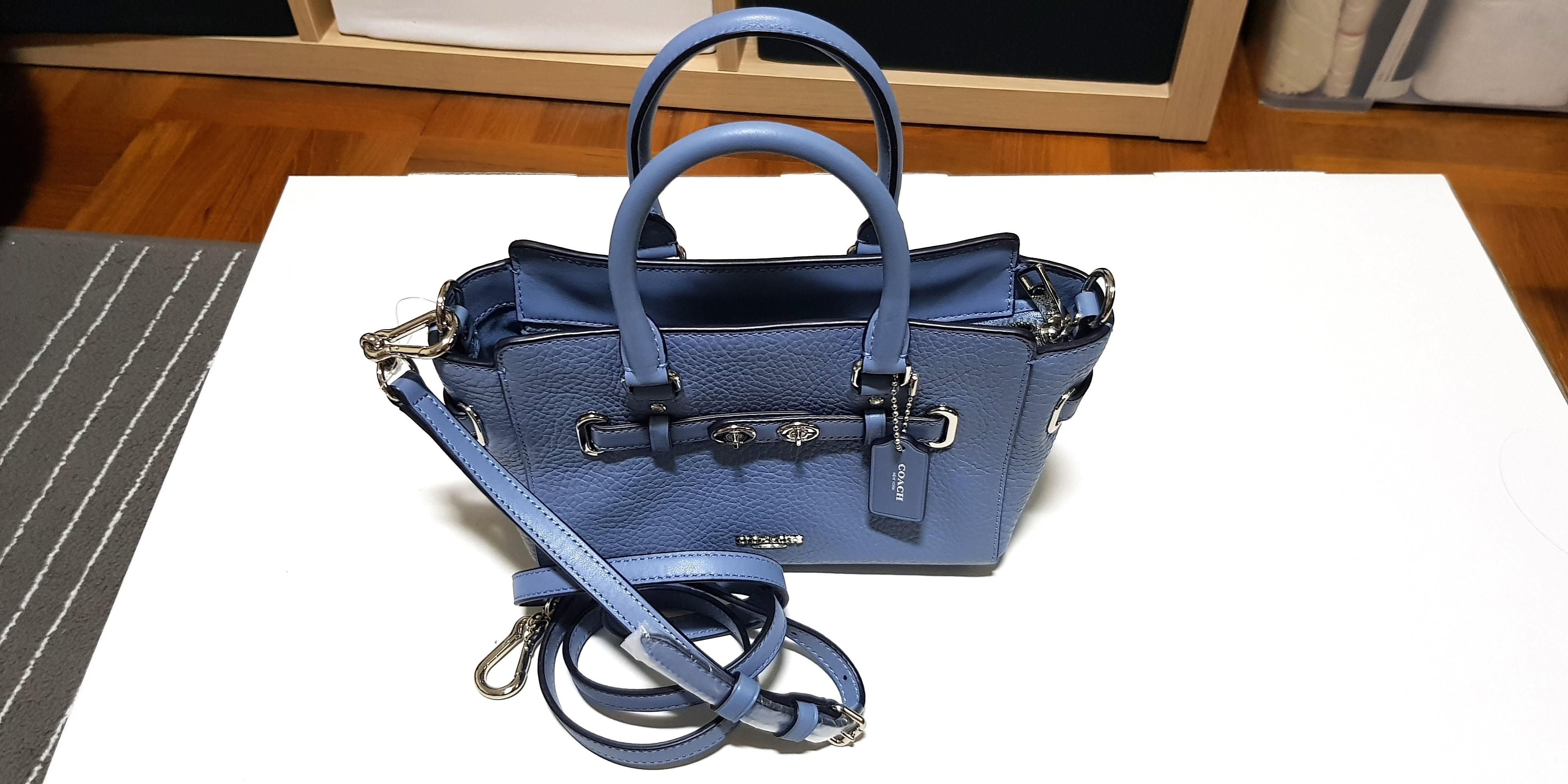 51a1bb62dbc Coach Blake crossbody bag, Luxury, Bags & Wallets, Sling Bags on Carousell