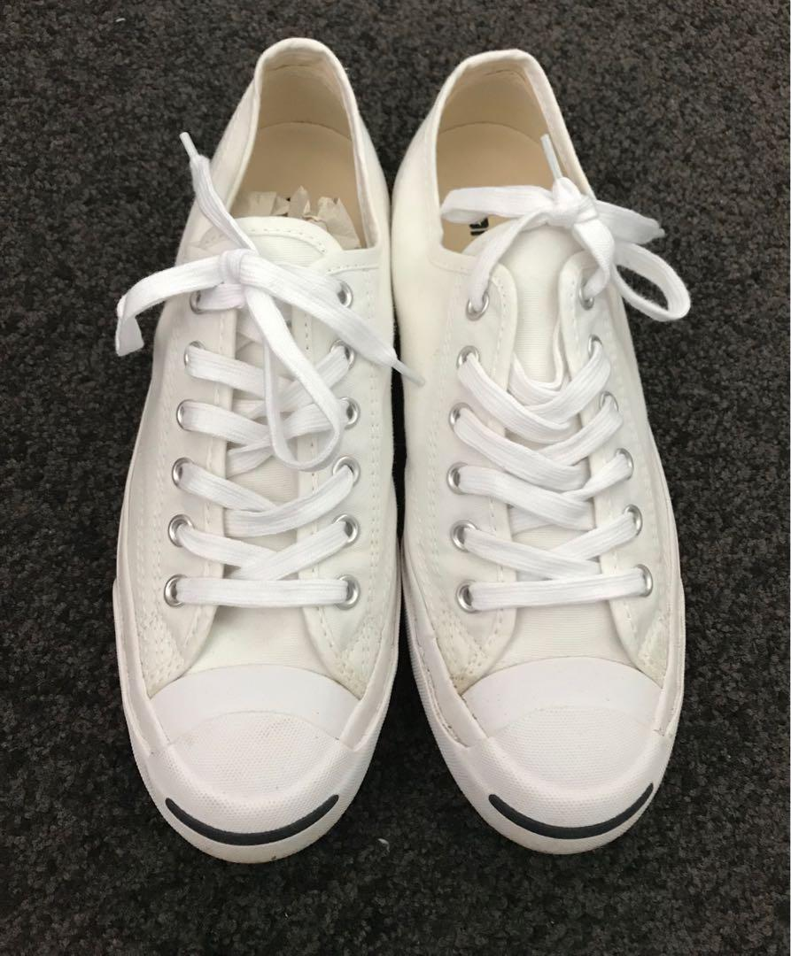 Converse Jack Purcell sneakers low top white size 7/40