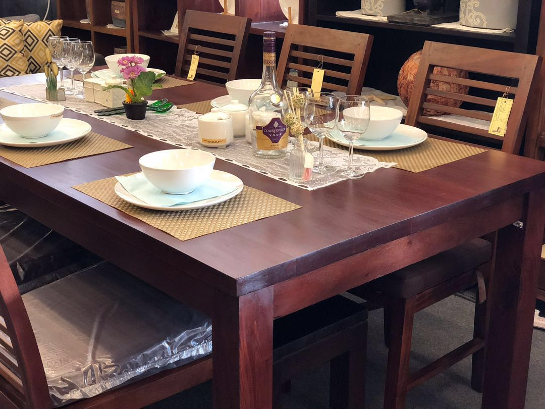 Cyber Monday Teak Dining Table Special Set Teakco