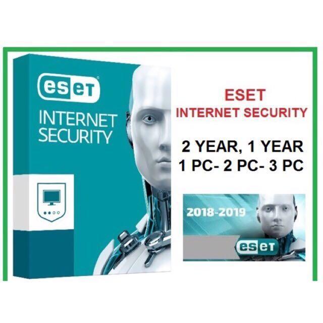 Eset Internet Security 2019