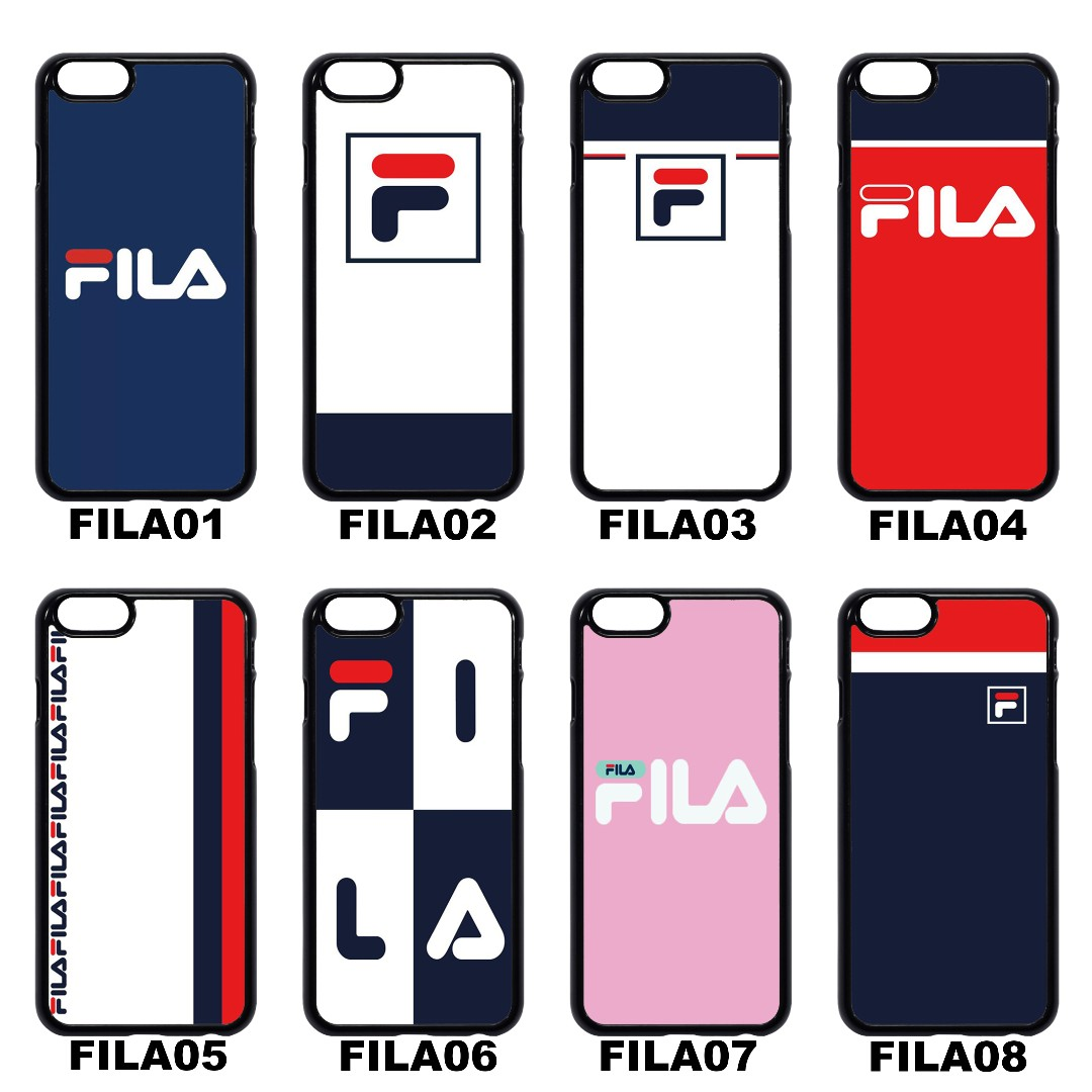 the latest eb7c5 8d647 Fila Phone Case