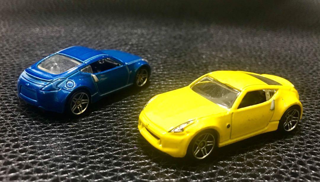 Hot wheels Nissan 370Z