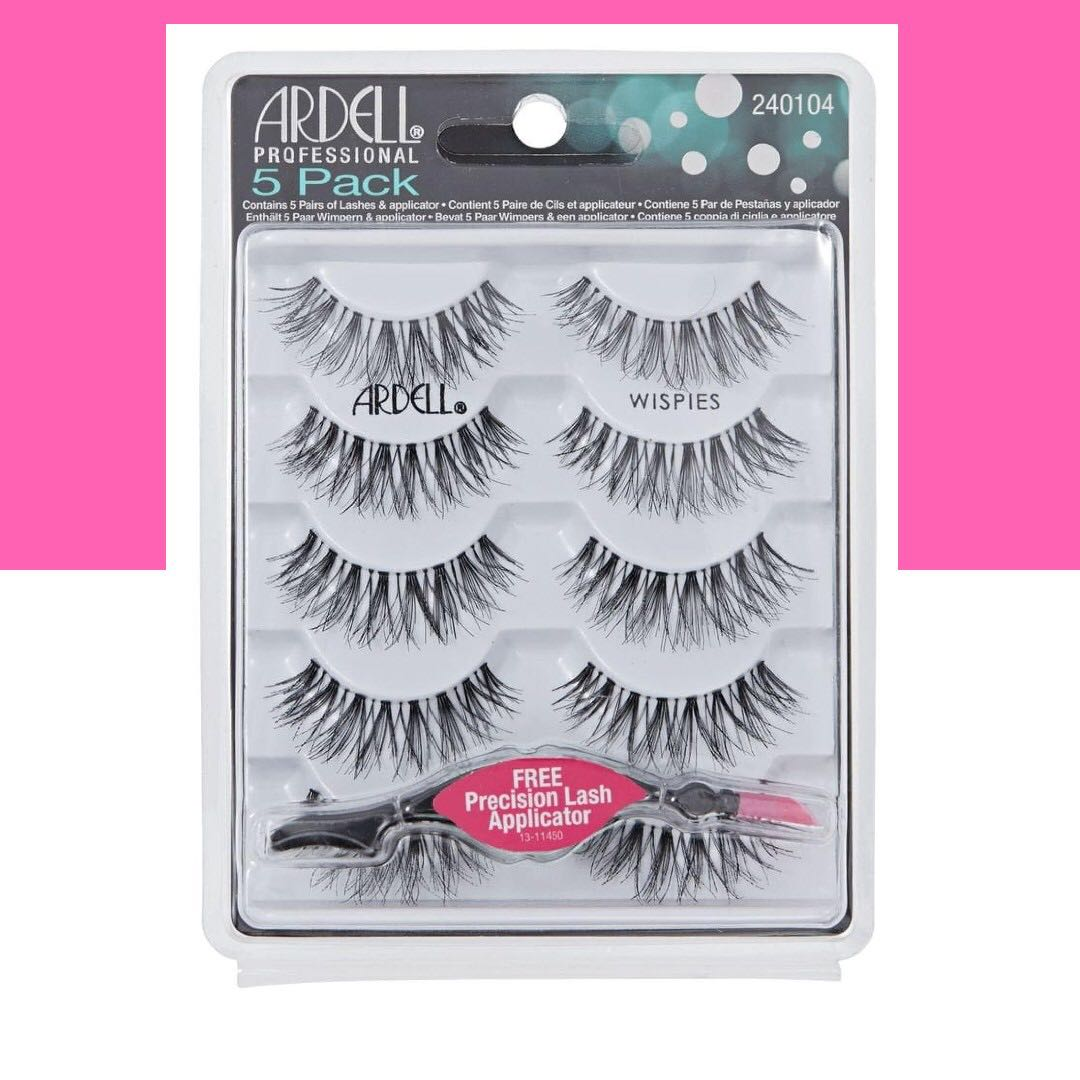 2ef30a01048 INSTOCK AND AUTHENTIC ARDELL MULTIPACK WISPIES, Health & Beauty ...