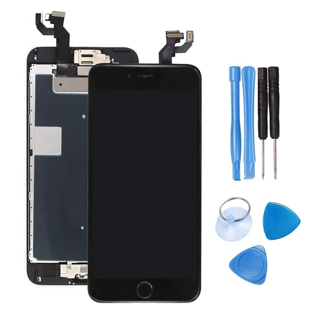 wholesale dealer fcb6d f7bed iPhone 6S+ LCD Display Touch Screen Replacement with Extras