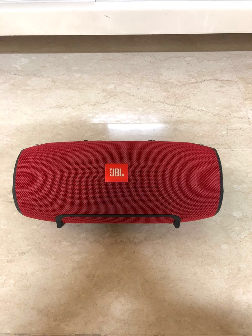 JBL Xtreme Red bluetooth speaker NEW - Price in Singapore