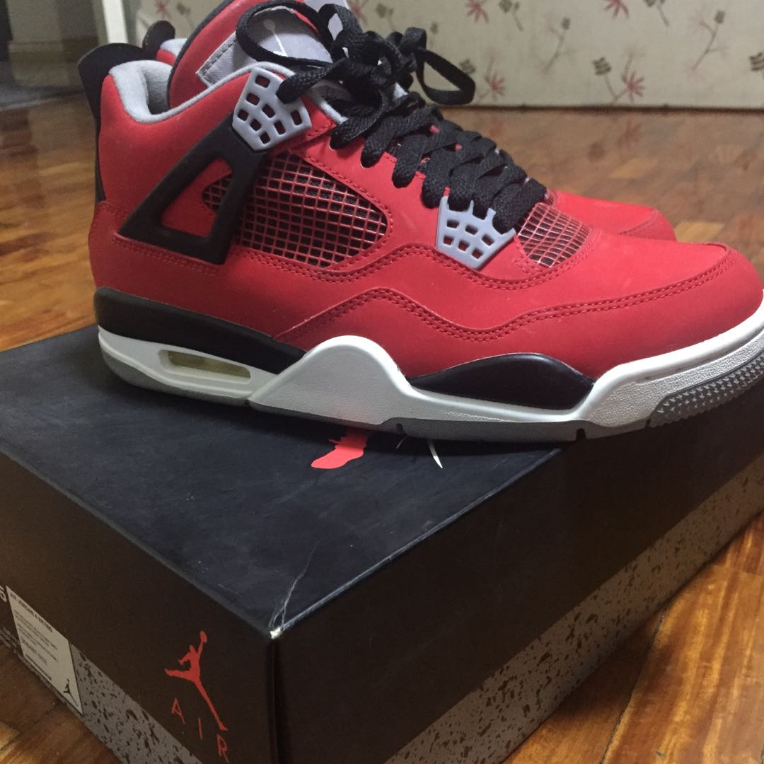 various colors a8634 7bd77 Jordan 4 Toro Bravo, Mens Fashion, Footwear, Sneakers on Car