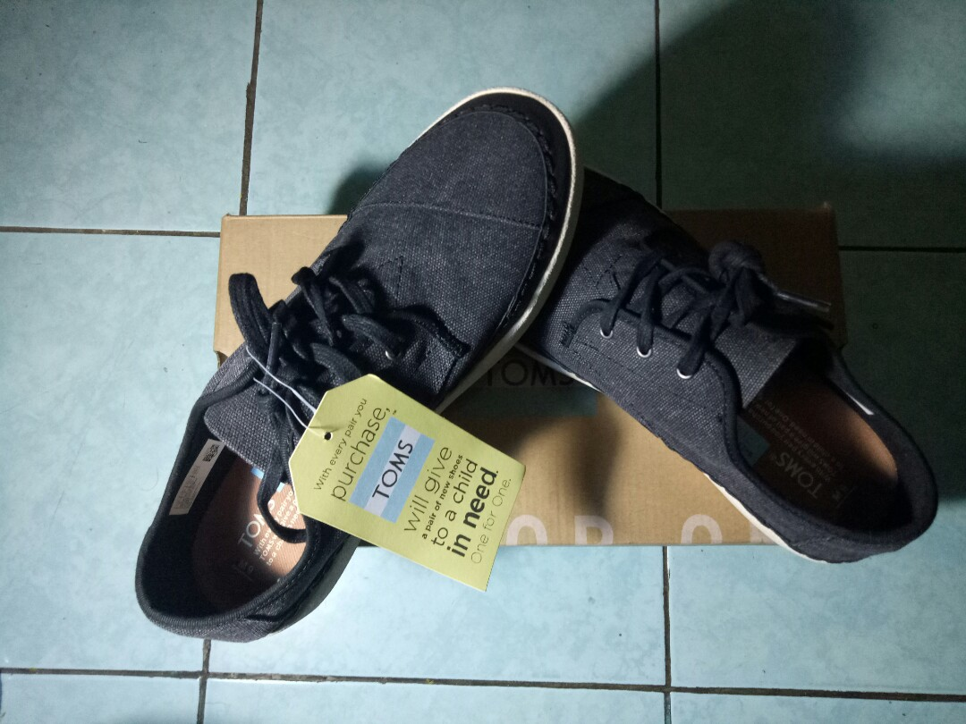 Jual Sepatu Toms Series Paseo Size 42 Original BNIB 6d19a067ba