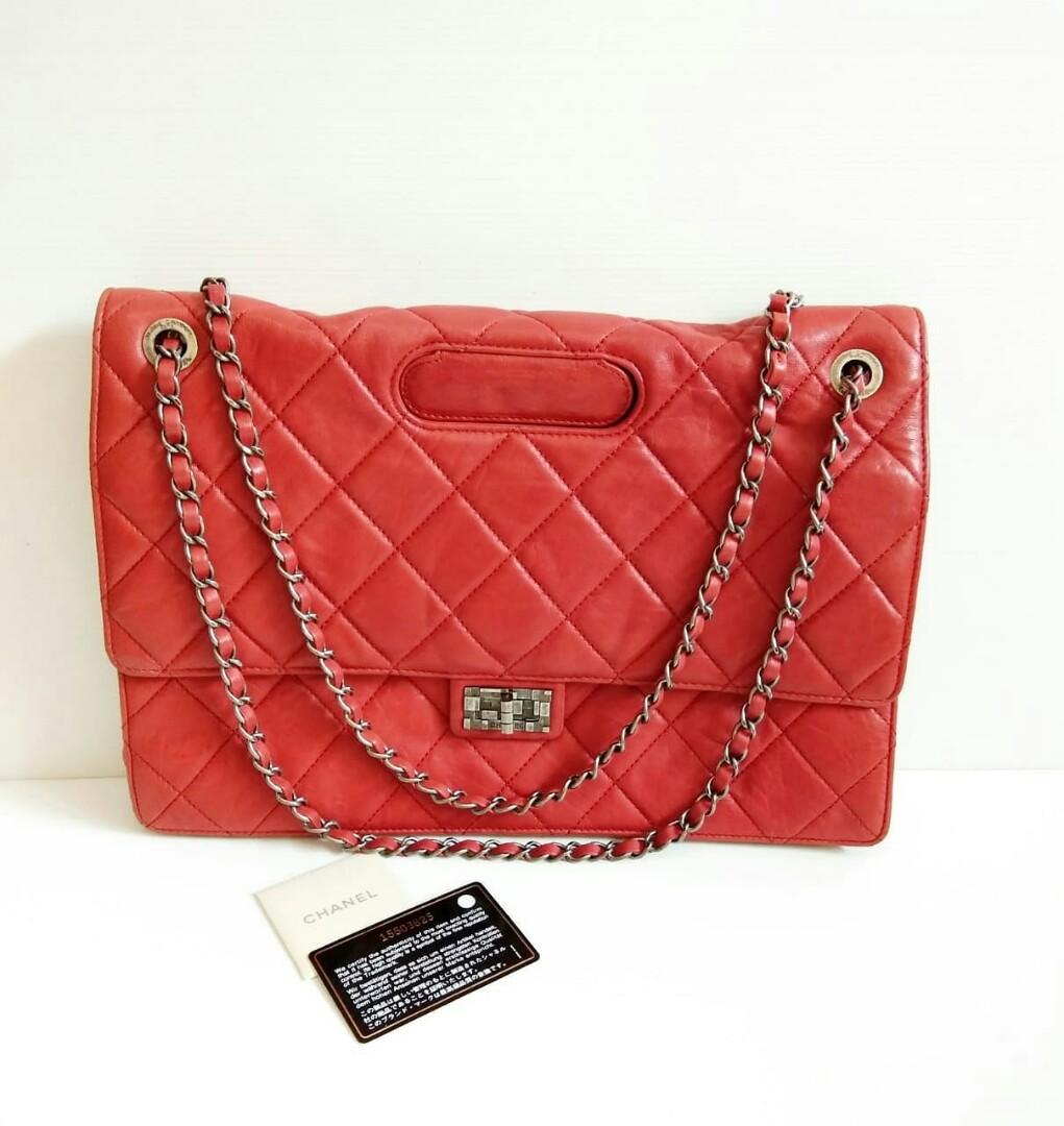 Jual Tas Chanel Original Second Preloved Authentic Branded Bag ... 89aebbd058