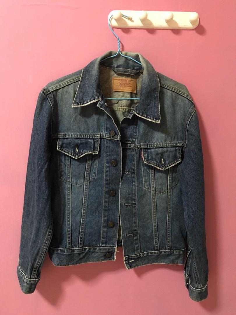c360d0b2 Levi's Authentic Denim Jacket