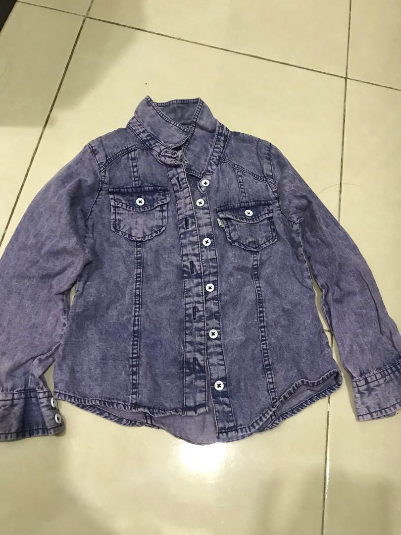 Levis kids denim Jacket