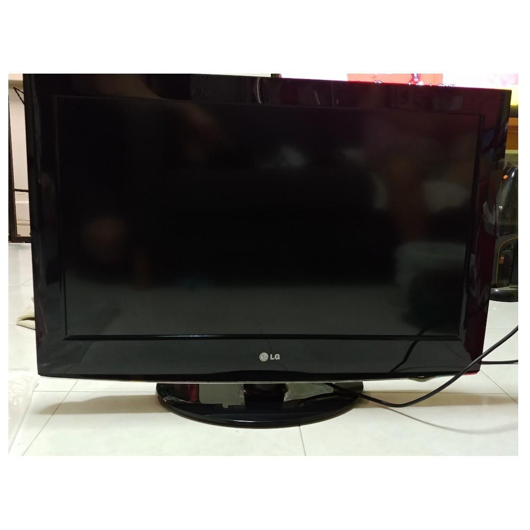 LG 32 inch LCD FHD TV