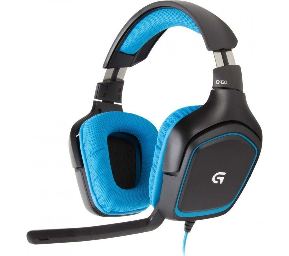 e945ed88ef0 Logitech G430, Toys & Games, Video Gaming, Gaming Accessories on ...