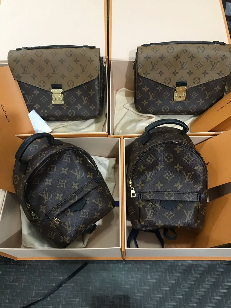 77ebaeeec6ac Louis Vuitton Mini Palmspring