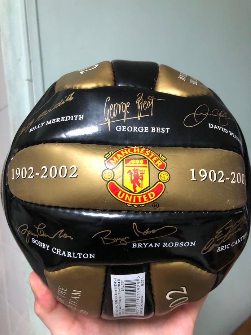 6c1159477 Manchester United Football  Soccer Ball