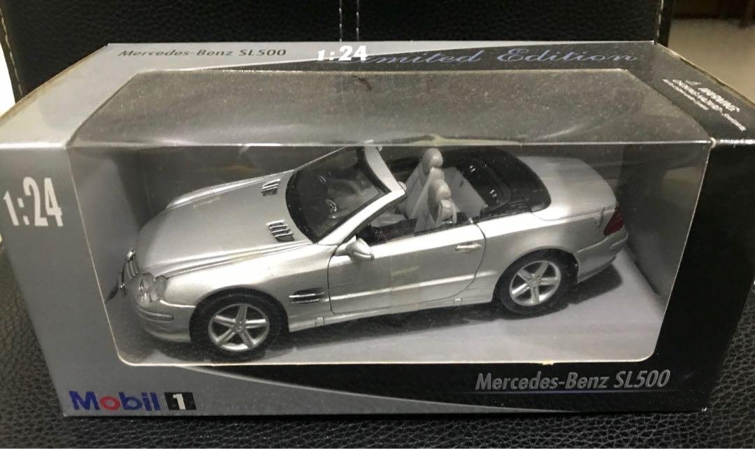 Mercedes Diecast