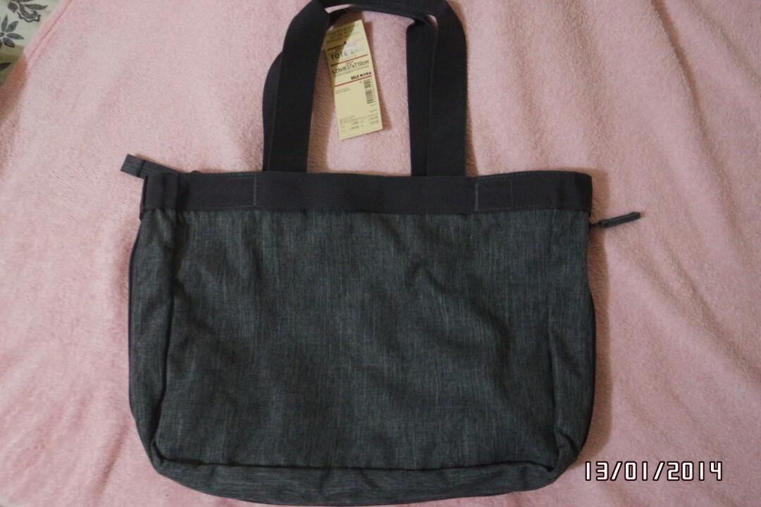 f4faca4b9 Muji expandable tote bag, Women's Fashion, Bags & Wallets, Handbags on  Carousell