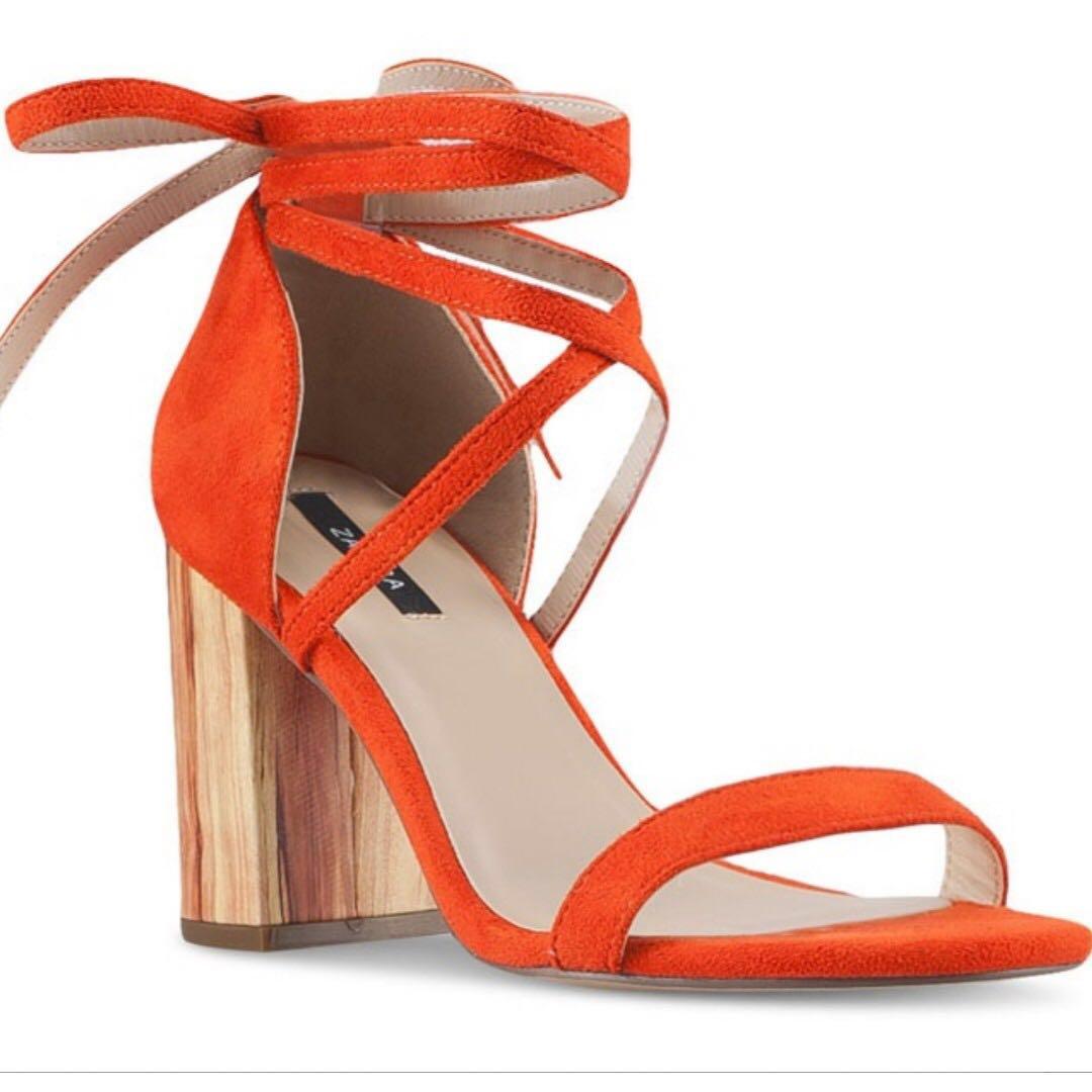 10f275ebc051 NEW Zalora Stylish Lace-Up Heels