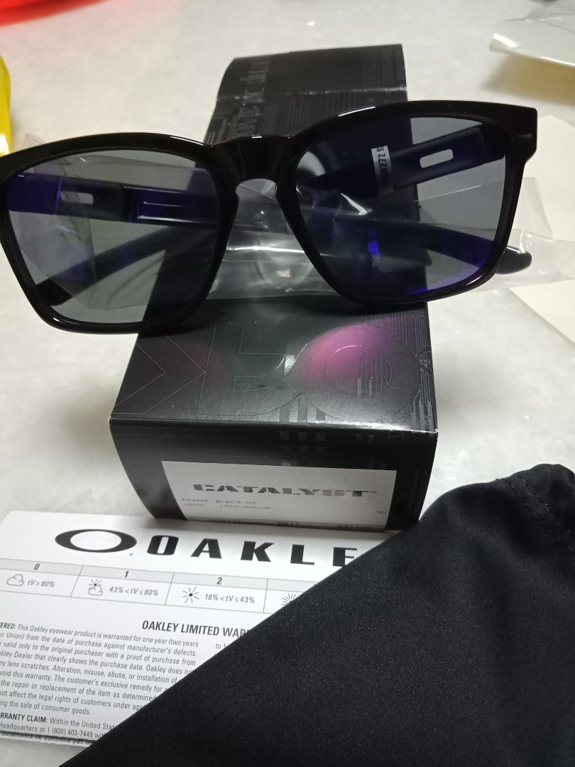 bb6d42fb87 Oakley Sunglasses catalyst