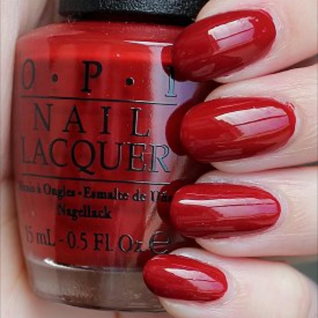 OPI 'Romantically Involved' (from the 50 Shades of Grey Collection) and Beige Nail Polishes RRP $19.95 Each