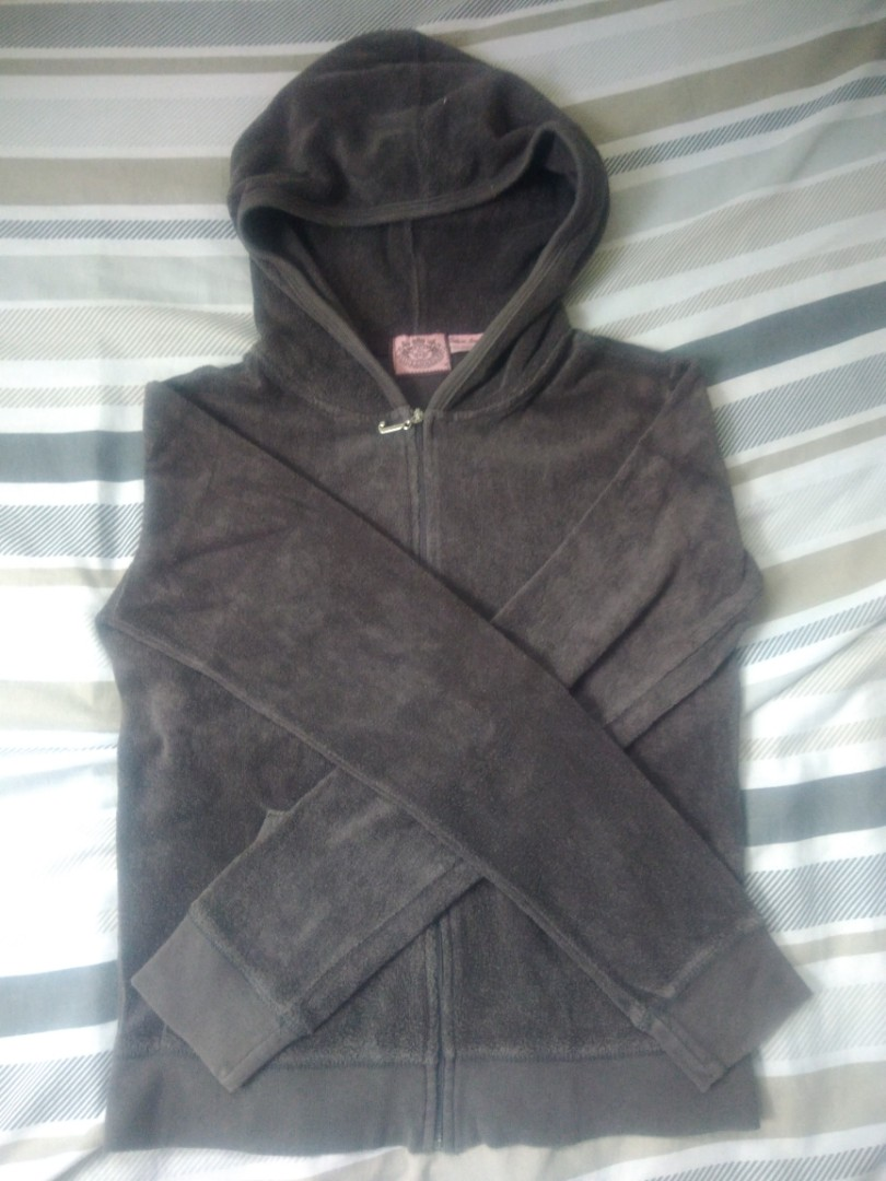 CHRISTMAS SALE! Preloved JUICY COUTURE HOODIE JACKET e6d3961e8290