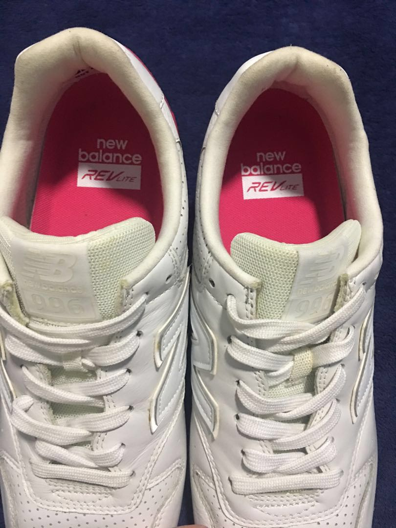 4a068df4b6eb0 Rare BNw/oB New Balance 996 D PWI Sample US9.5, Men's Fashion, Footwear,  Sneakers on Carousell