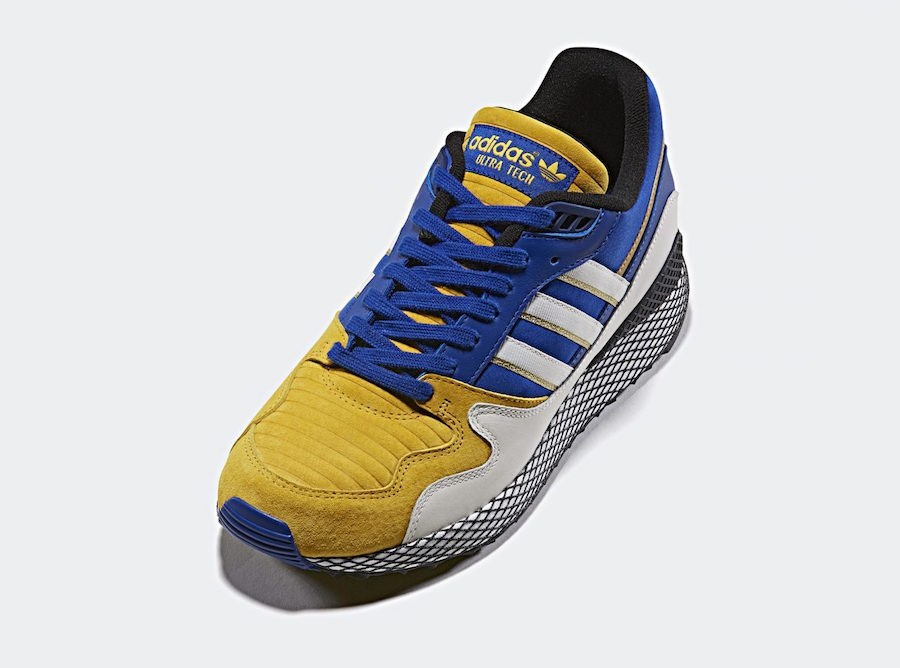 best quality a1363 dae4f RETAIL STEAL US 9.5 Adidas ultra tech dragonball z vegeta, Mens Fashion,  Footwear, Sneakers on Carousell