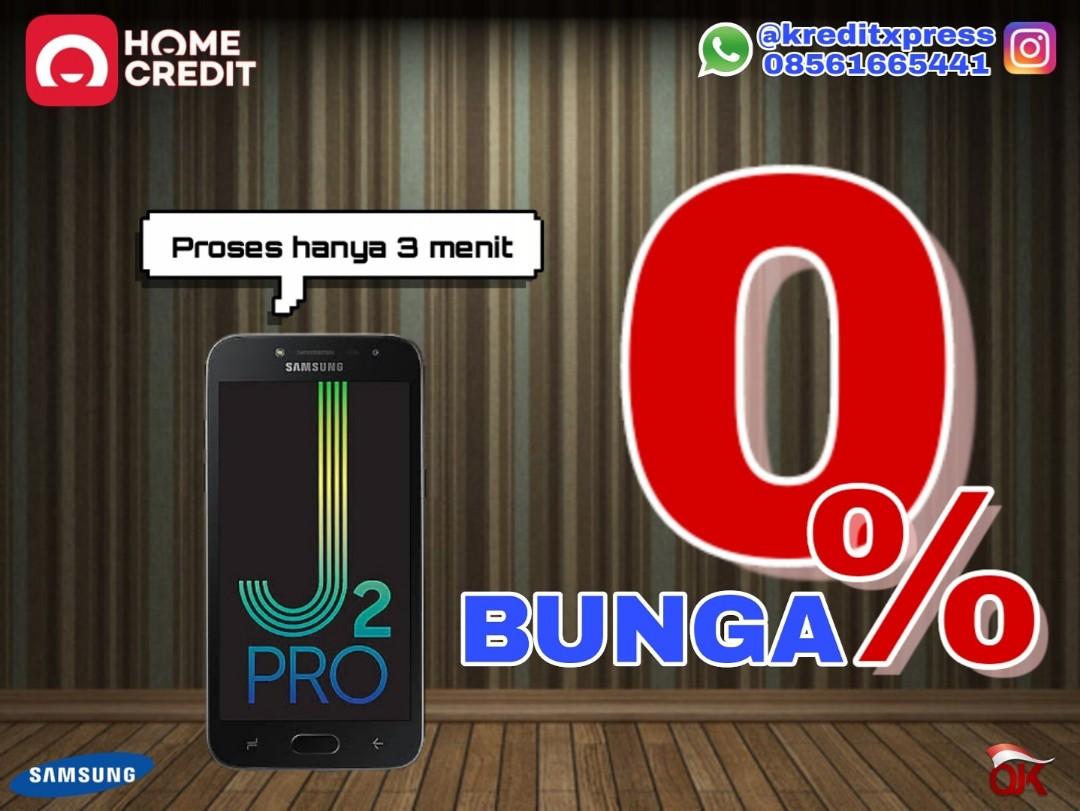 Samsung J2 Pro Kredit Bunga 0 Tanpa Kartu Mobile Phones Tablets Android On Carousell