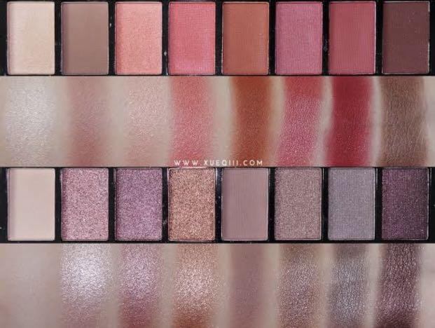 [Used once, cleaned] MAKEUP REVOLUTION new-trals vs neutrals palette