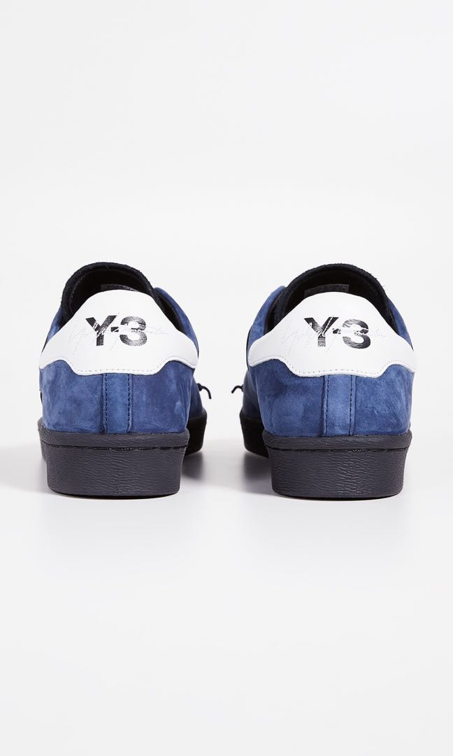 b1ca94ced Y-3 Night Indigo Sneakers (Sale)