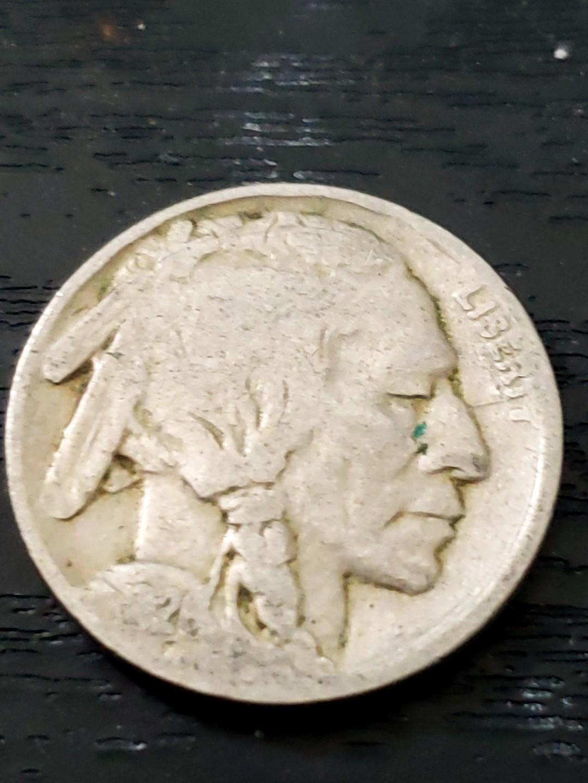 Year 1926 America Indian Head Nickel Coin