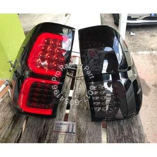 Toyota Hilux Revo 16 Tail Light