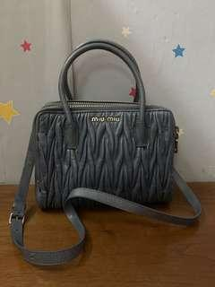 Authentic miu miu bag,80%new,conditions as pic,size 25*20cm