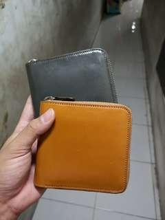 2 CONTAINER - Zipper Wallet