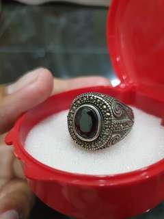 Onyx Ring Size 18/19