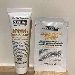Kiehl's Cleaning & Shampoo