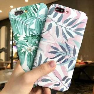 3f1c963478a ulzzang tumblr leaf tropical watercolor android phone case