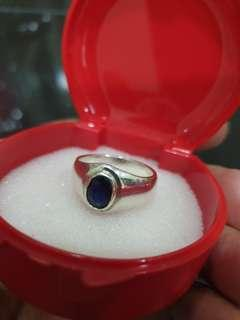 Srilanka Natural Blue Sapphire Ring