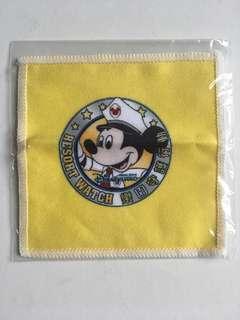 迪士尼樂園🏰保安造型米奇 Mickey 抹眼鏡布
