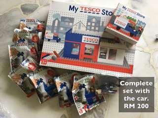 My Tesco Store lego