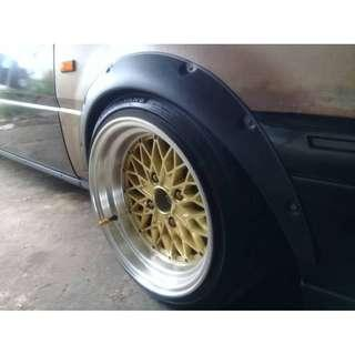 Universal Fender Flares Fender Arch Flare PPU